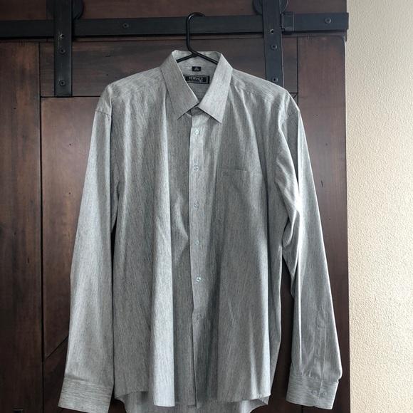 Versace Other - Versace Dress Shirt 17 1/2 neck